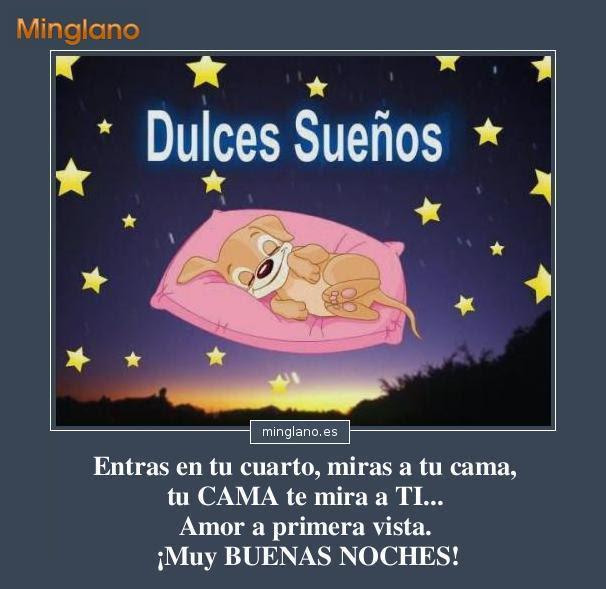 Frases De Buenas Noches Simpaticas