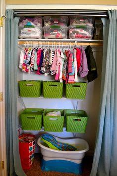 Small Baby Nurseries on Pinterest