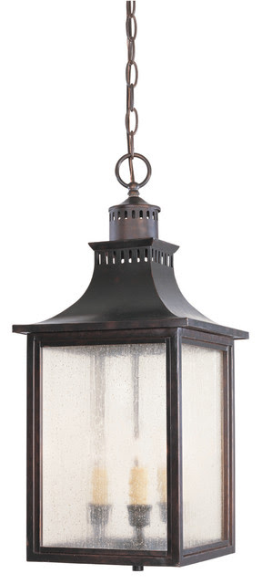 Savoy House 5-256 Monte Grande 3 Light Outdoor Hanging Lantern