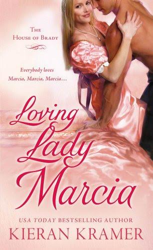 Loving Lady Marcia (House of Brady) by Kieran Kramer