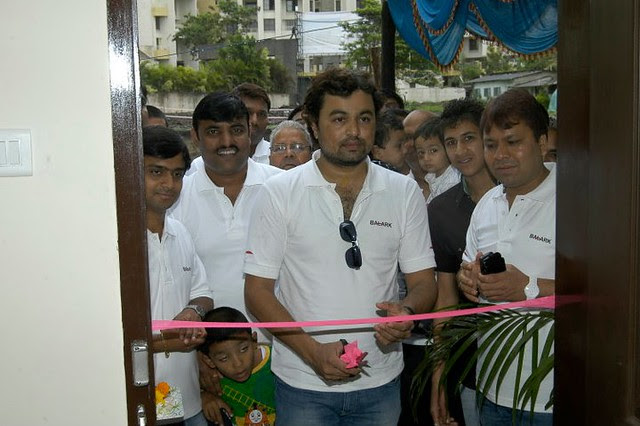 "Subodh Bhave inaugurates the sample flat of Pate Developers' ""BALARK arcadia"" Sinhagad Road, Pune"