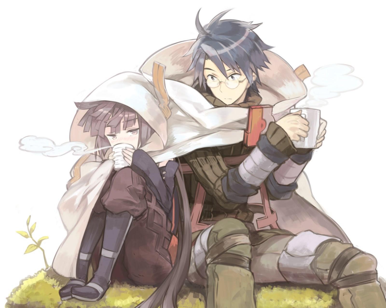 Resultado de imagem para akatsuki and shiroe
