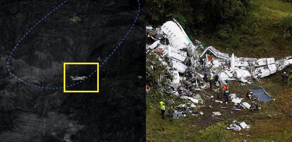 Avião teve falha por falta de combustível - Jornal da Band e Reuters