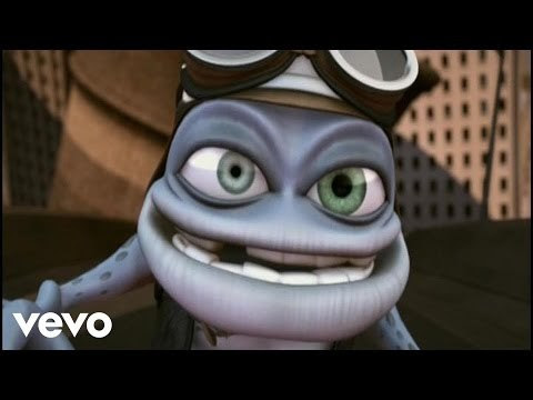 Liked on YouTube: Crazy Frog - Axel F https://youtu.be/k85mRPqvMbE https://goo.gl/vsvTbd