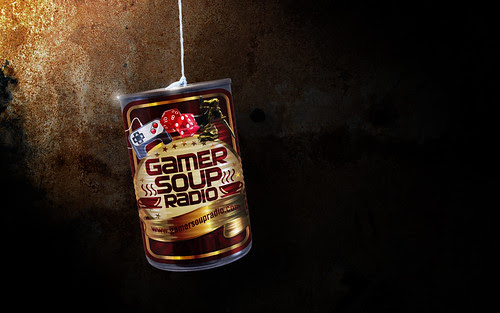 Gamer Soup Radio Wallpaper
