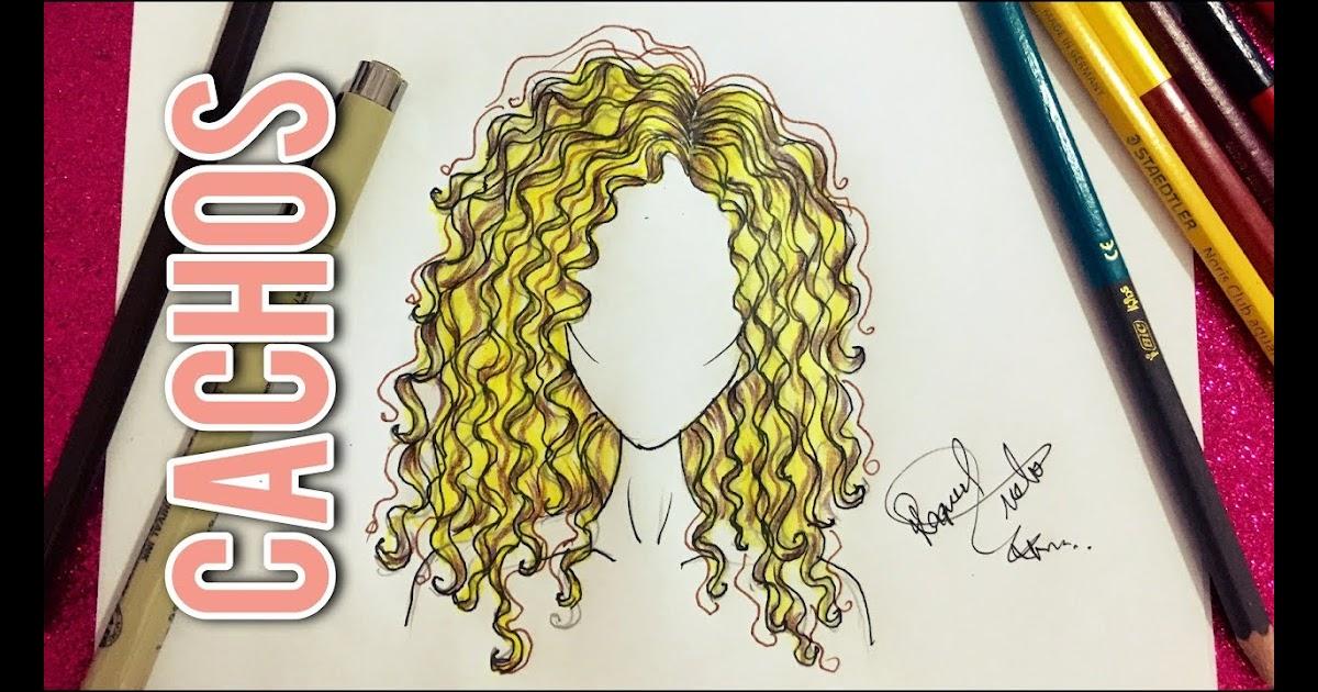 Imagens De Desenhos Tumblr Cabelos Cacheados Mmod