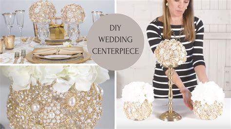 DIY Wedding Centerpiece   Wedding Decoration Ideas   DIY