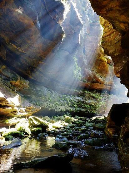Australia, Blue Mountains, Grand Canyon