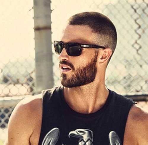 Short Army Haircuts For Men 3