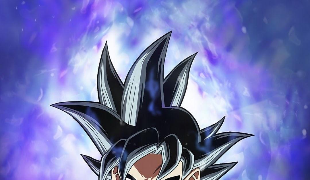 Android Animation Goku Wallpaper - Handphone
