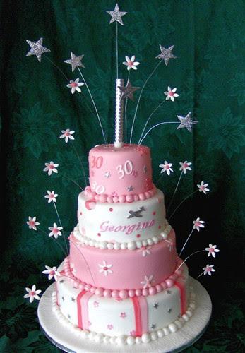Birthday Cakes (Set)