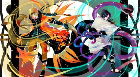 Sasuke Vs Naruto HD Wallpaper for Android   Cartoons