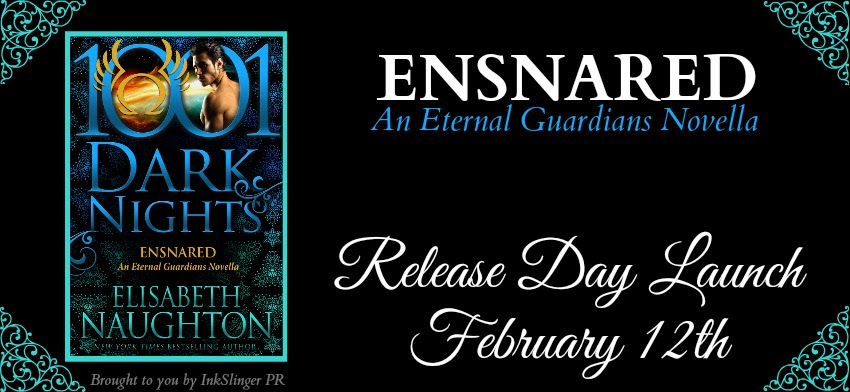 Ensnared by Elisabeth Naughton