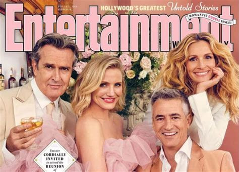 'My Best Friends Wedding' Cast Reunite 22 YEARS After Film