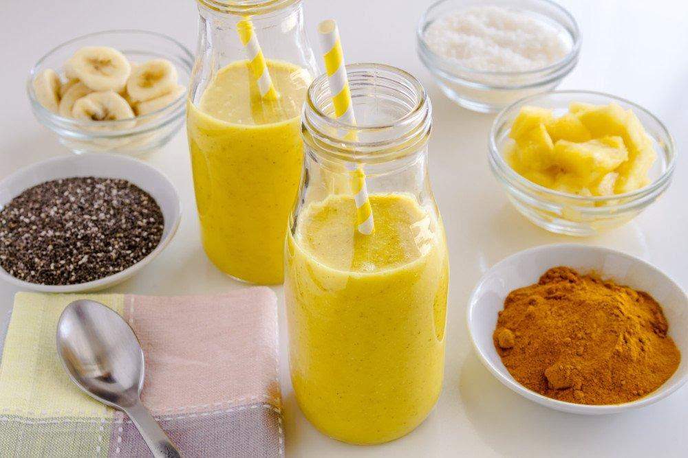 Powerful Turmeric Smoothie: Can You Believe How Tasty it is?