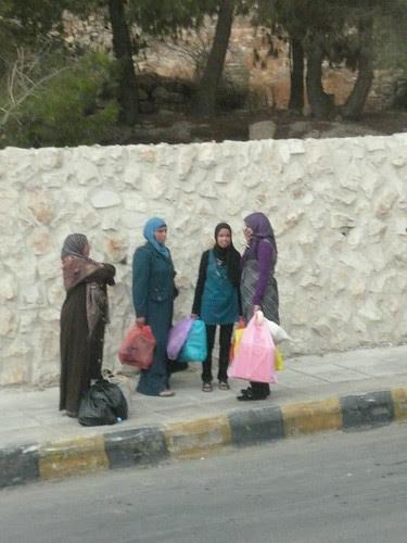 Petra Jordan's women