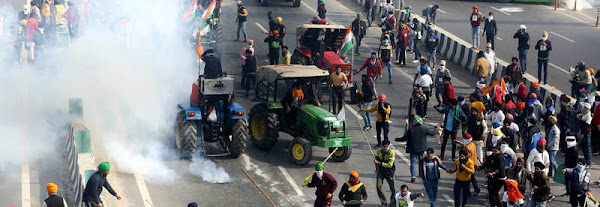 Farmer unions condemn tractor rally chaos, say antisocial elements infiltrated agitation