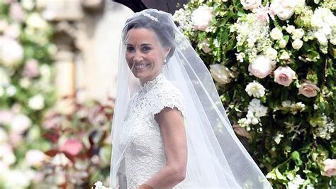 Pippa Middleton?s wedding: An inside look at the dress and