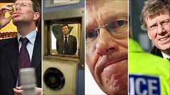 Kenny MacAskill many faces