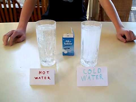 How Does Alka Seltzer Work