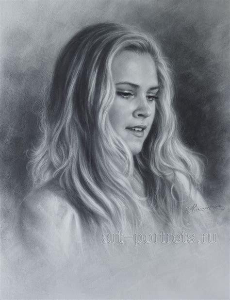 images  portrait drawing  pinterest black