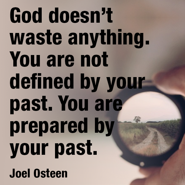God Doesnt Waste Anything Sermonquotes