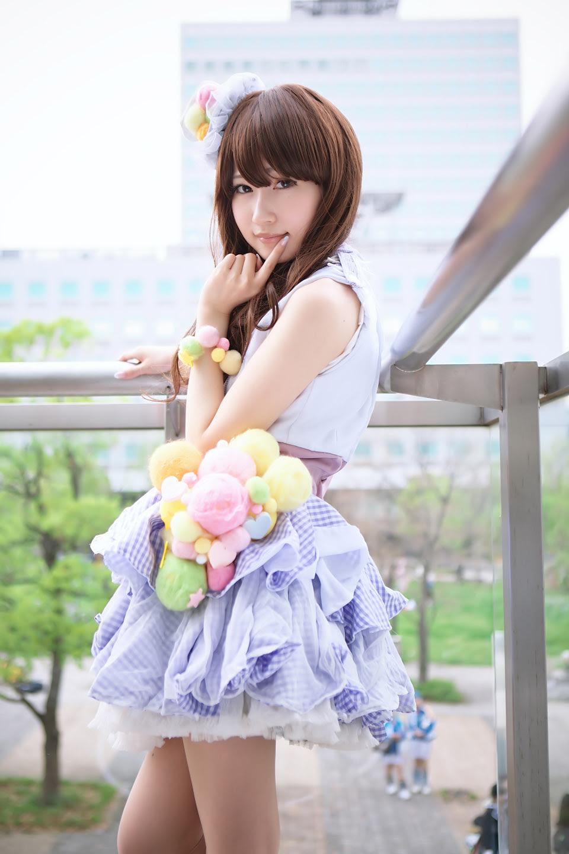 Anime Cosplay Parte 01 16/06/12