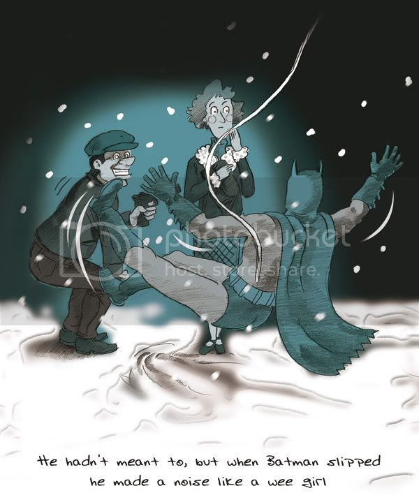 Graeme Neil Reid,Illustration