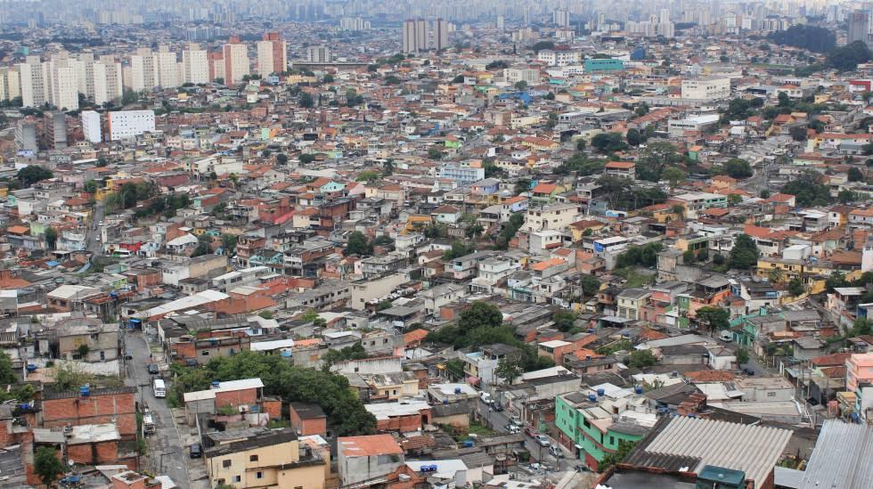 Brasilândia, bairro periférico de São Paulo