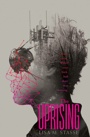 The Uprising (The Forsaken, #2)