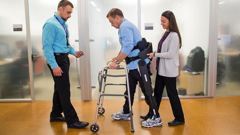 Rehabilitation in spinalcord injury - CFAAR