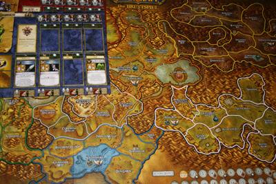 World of Warcraft Brettspiel Inhalt
