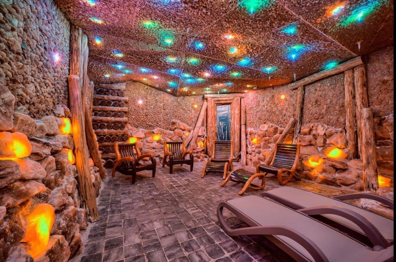 Spa Zakopane Grota Solna I Sauna Hotel Atr Spa