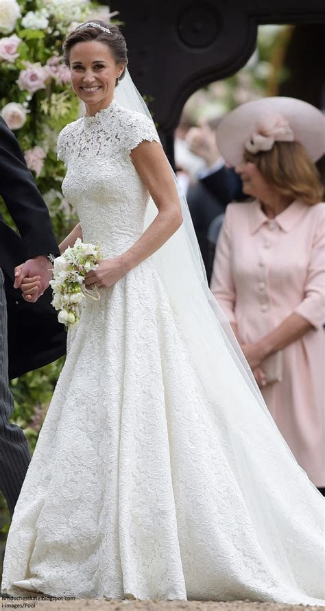 Duchess Kate: Radiant Bride Pippa Middleton Marries James