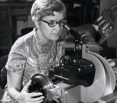 <p>Vera Rubin falleció el día de Navidad. Imagen: Revista IAA</p>