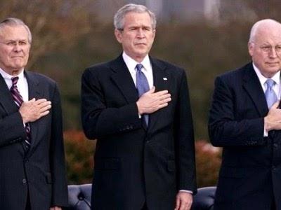 2001, el Imperio estadounidense muda la piel