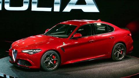 Alfa Romeo Giorgio Price