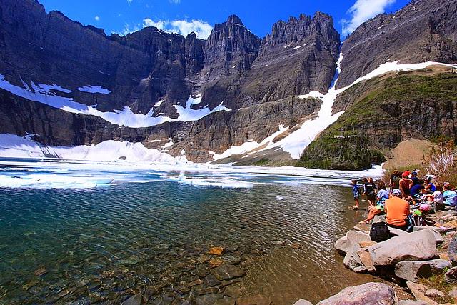 IMG_1273 Iceberg Lake, Glacier National Park