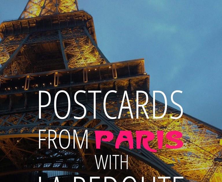 A postcard from paris with la redoute la premi re partie not dressed as lamb - La redoute a paris adresse ...