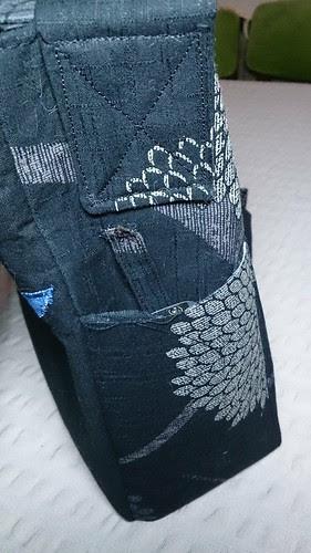 messenger bag pocket