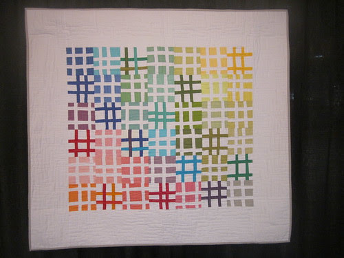 """""""The 48 Pound Quilt"""" by Tanya Finken of Saratoga Springs, UT"""