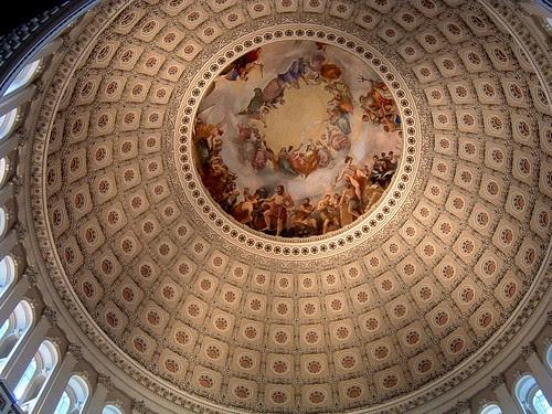Rotunda, US Capitol The US Capitol Rotunda