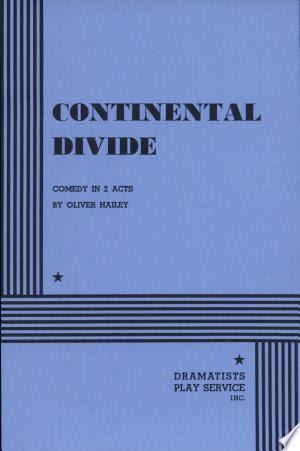 Free Download Children's Books Continental Divide