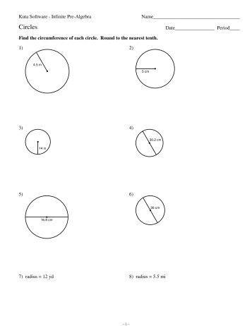 PI, area of a circle, throwing darts