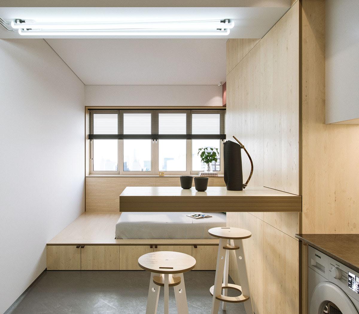 88+ Foto Desain Minimalis Apartemen Studio HD Gratid Yang Bisa Anda Tiru