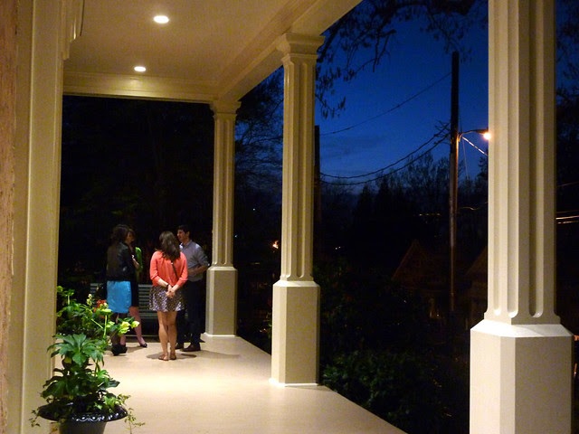 P1050677-2012-03-14-WonderRoot-APC-Phoenix-Flies-L-P-Grant-Mansion-porch-The-Future-Is-Behind-Us-Opening-Reception