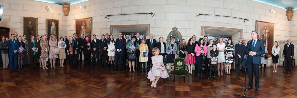 Palatul Elisabeta lansare Margareta marturia unui sfert de veac