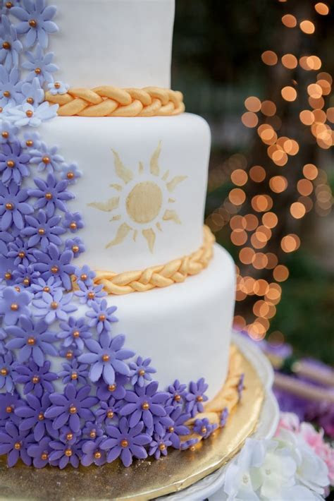 Tangled Wedding Ideas   POPSUGAR Love & Sex Photo 25