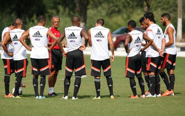 ensaio final (Gilvan de Souza / Flamengo)