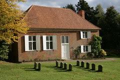 Quaker meeting house, Jordans